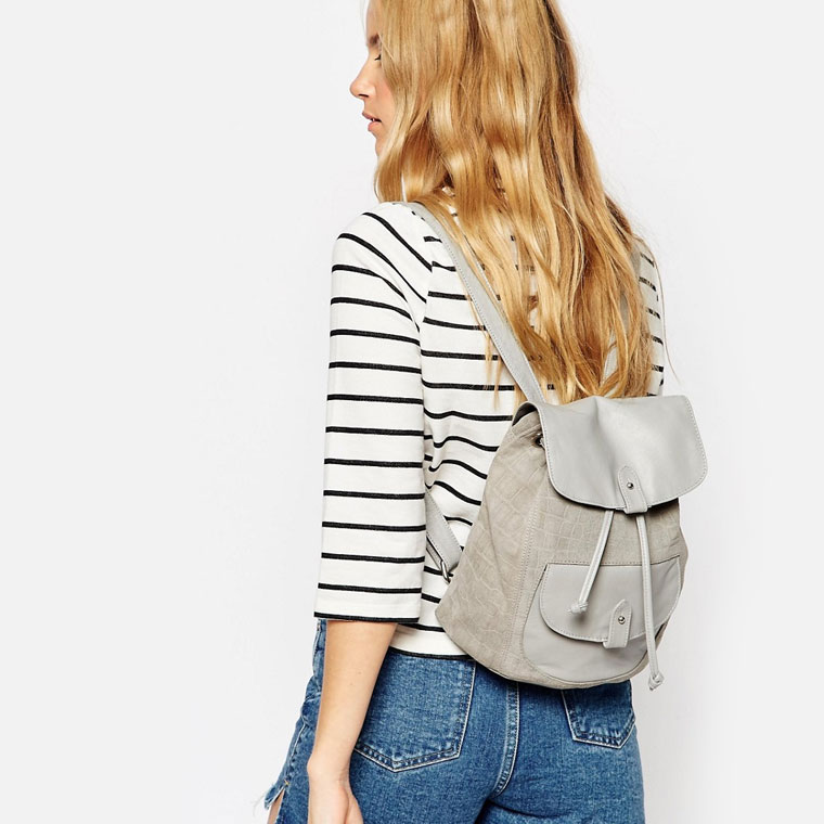 Overdyed Messenger Bag