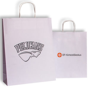 Paper Bags with Rope Handles