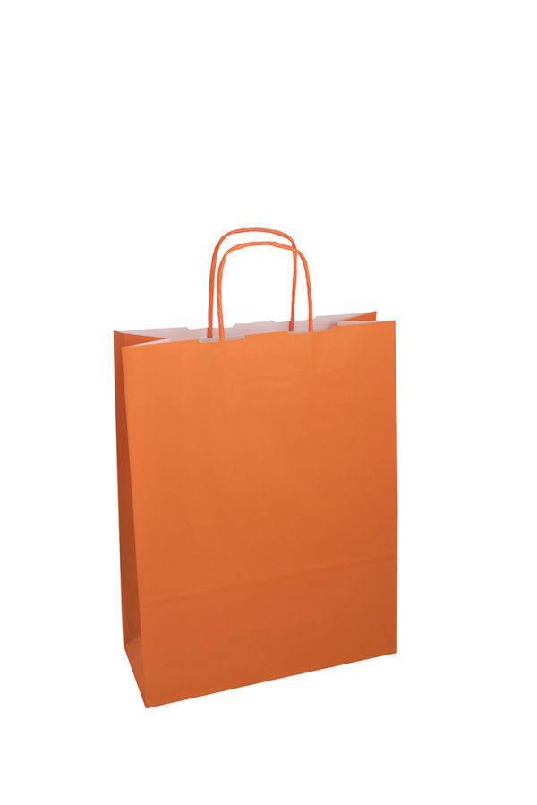 Oranžid paberkotid