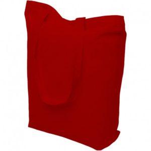 Punased riidest kotid