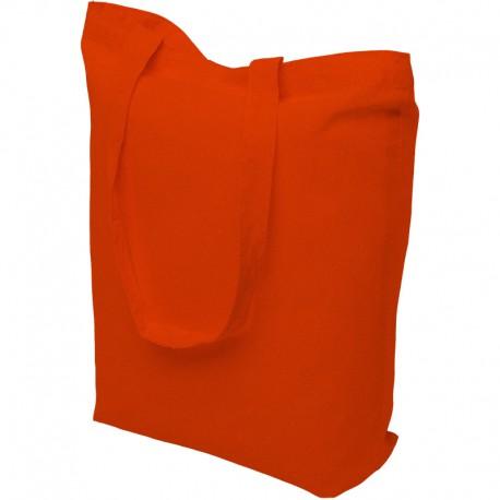 Oranžid riidest kotid